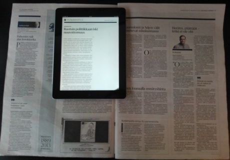 HS print vs HS iPad
